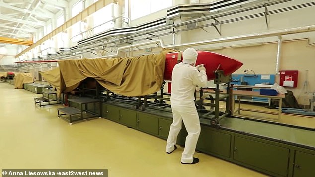 Russia's Skyfall missile would be able to fly around the Earth for years and could launch a nuclear strike at any moment