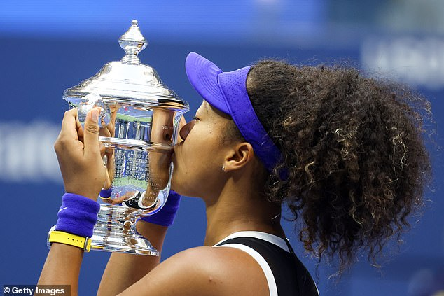 This year's US Open was held amid unfamiliar circumstances due to the coronavirus pandemic