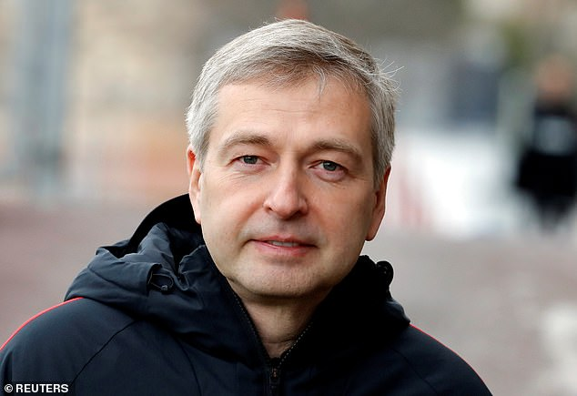 At the time of the sale Rybolovlev (above), who made a fortune in fertilizer potash, said through a spokesman: 'This acquisition is simply an investment in real estate by one of the companies in which I have an interest'