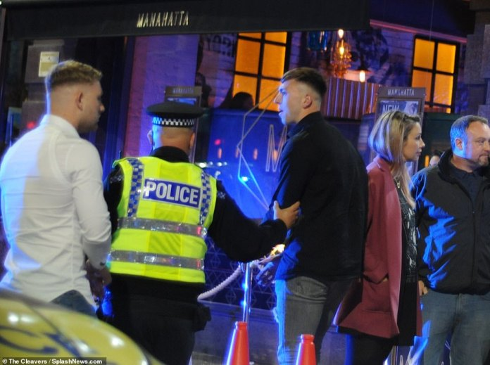 GREATER MANCHESTER: Police make a heavy presence across Greater Manchester this weekend as revellers were seen not to be socially distancing
