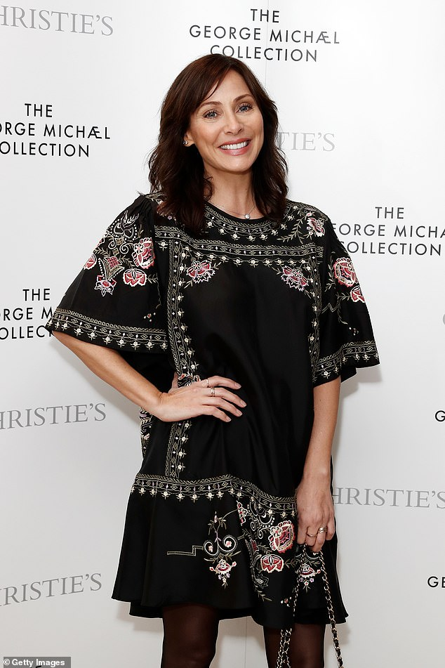 Singer Natalie Imbruglia was also named by the company's 'Overseas Key Individuals Database'