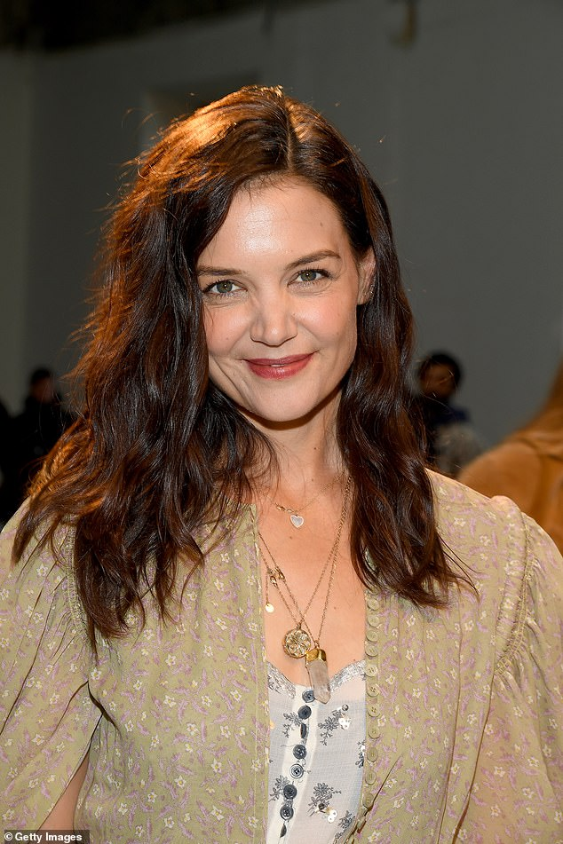 Katie Holmes had been secretly getting close to her engaged boytoy Emilio Vitolo for months before their romance was revealed, as the actress rebounded from her heartbreak over Jamie Foxx, an insider exclusively told DailyMail.com