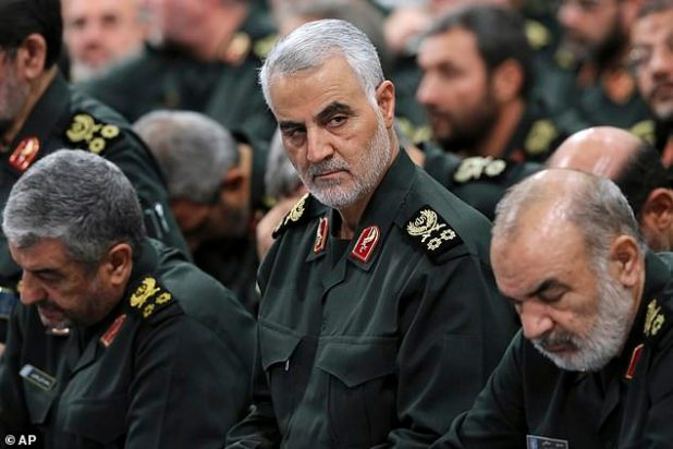 The plot against Marx is believed to be retaliatory for a US airstrike that killed Iranian General Qasim Solimani, as he was visiting Baghdad in January.
