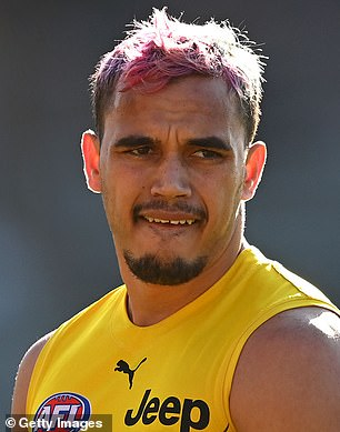 Richmond Tigers star Sydney Stack was sent home from the AFL's quarantine hub after getting into a fight outside the same nightclub a day earlier