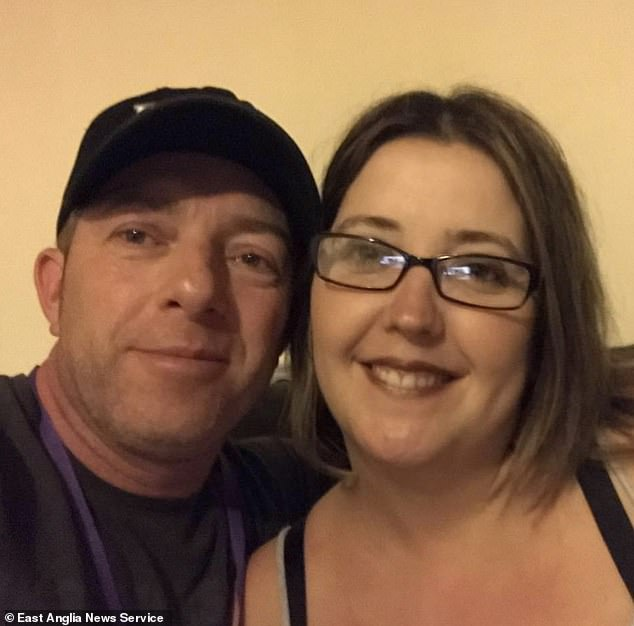 Scott Walker, 50, andSarah Walker, 37, have been charged with murdering their daughter