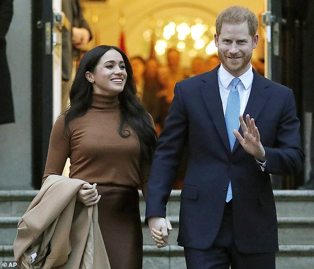 The Duke and Duchess of Sussex signed a deal with streaming giant Netflix said to be worth some £75million