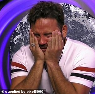 Support: Ryan Thomas, pictured, received an outpouring of support following the shocking incident