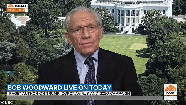 'Rage' author Bob Woodward released a new interview clip of President Donald Trump Monday morning on the 'Today' show in which the president talks about getting along with strongmen leaders like Turkish President Recep Tayyip Erdoğan