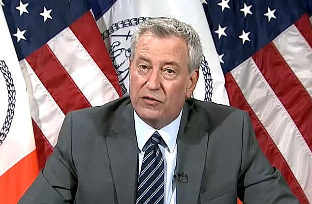 Mayor Bill de Blasio announced on Monday that the parade will be held virtually this year due to the coronavirus pandemic