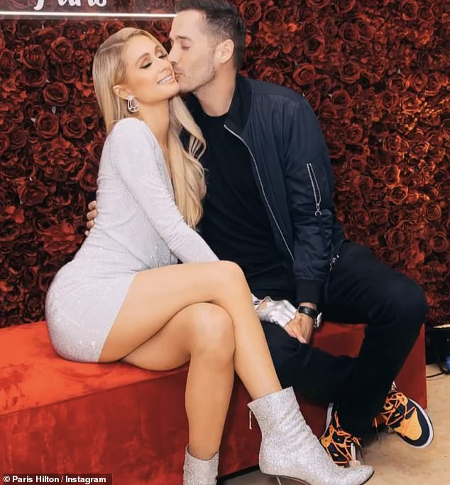 Paris Hilton has revealed she's ready for motherhood as the heiress credits her boyfriend Carter Reum with helping her get through the abuse she endured as a teen in boarding school, she exclusively told DailyMail.com