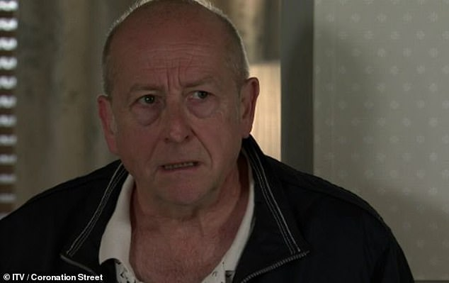 Nominations are here! Coronation Street's Geoff Metcalfe, played by Ian Bartholomew, has been included in the best actor and villain categories of this year's Inside Soap Awards