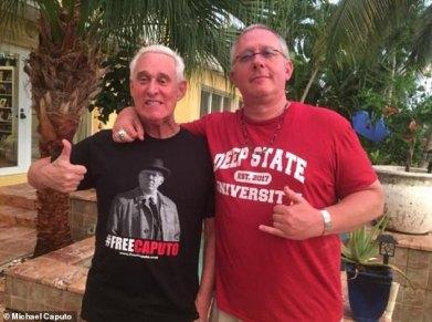Caputo is a protege of Donald Trump advisor Roger Stone