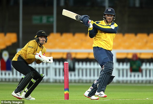 Yorkshire's hopes of reaching the latter stages of the Vitality Blast were dealt a huge blow