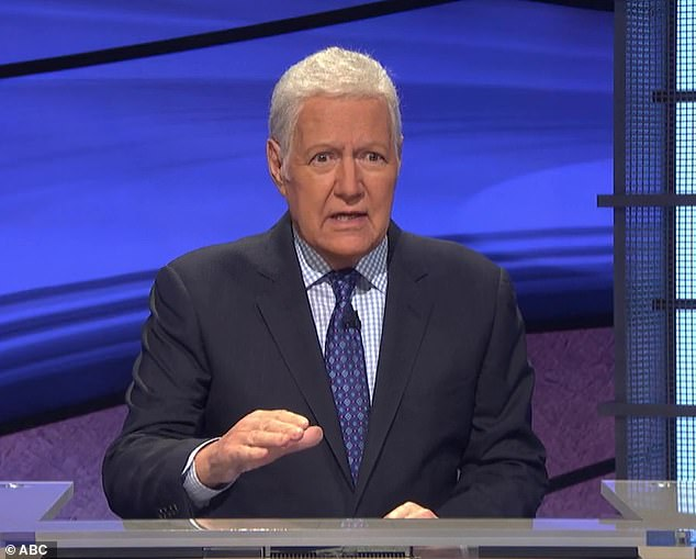 It's back! Jeopardy! has unveiled its updated set and new procedures amid the coronavirus pandemic as the game show returns to TV screens on Monday