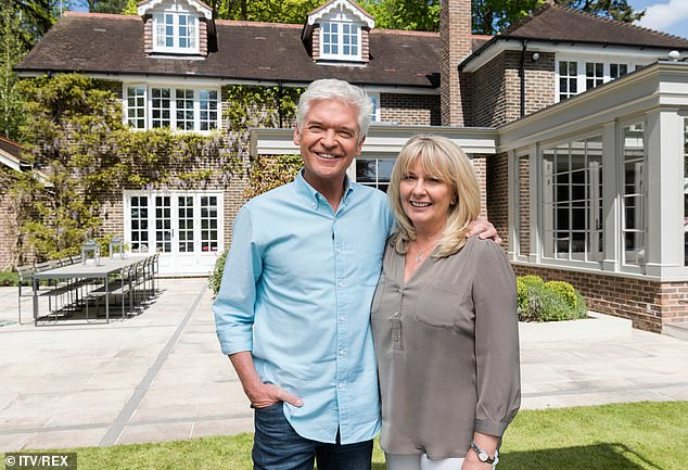 Making changes? The ITV star is said to have recently moved out of the Oxford family home and into a new £2million bachelor pad in Chiswick, west London (pictured in 2018)