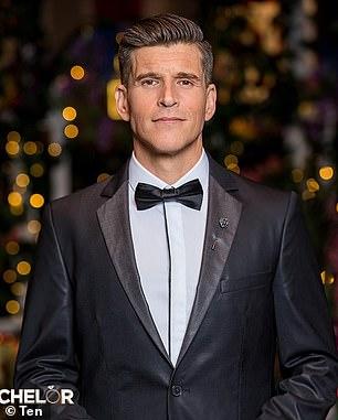 Pictured:Osher Günsberg on The Bachelor