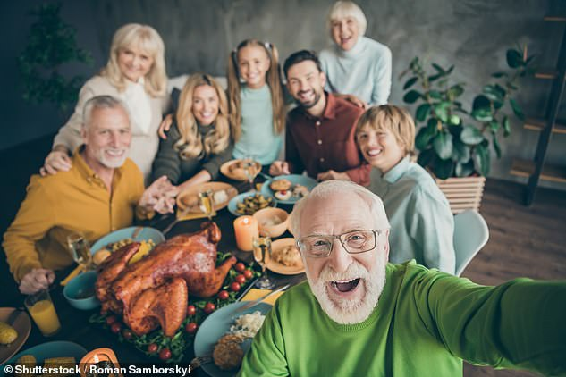 The six person rule still applies, meaning that a family of three could meet with three relatives. But the rule means that households of six people cannot have relatives over, unless they are within the same 'support bubble'