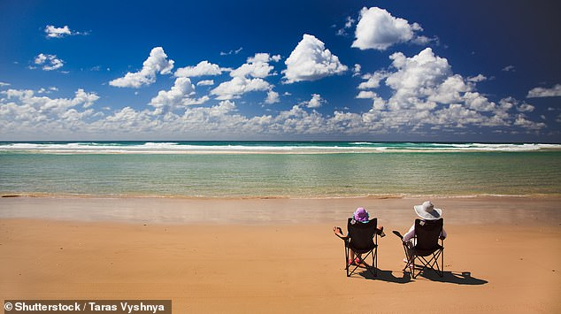 Workers can get up to 48 days off without going over the 20-day limit by strategically booking time away when public holidays meet weekends in 2021 (stock image)