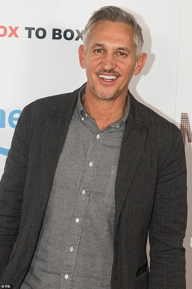 Gary Lineker is still the broadcaster's highest paid stars the new accounts showed today