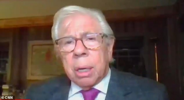 Watergate reporter Carl Bernstein called out Trump on Monday night for resuming indoor campaign rallies amid the coronavirus pandemic