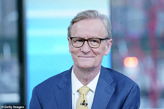 Co-host Steve Doocy cautioned: ''You may want to do it every week, but Fox is not committed to that we'll take it on a case-by-case basis, and Joe Biden as well'