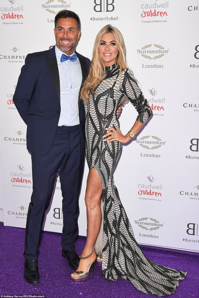Changes:The reality star and her husband Ashley have finally received planning permission to begin work on Warford Hall, which will include an extension for a swimming pool complex and added guest rooms.