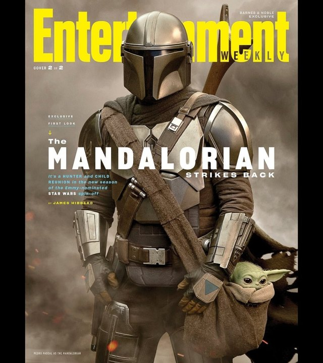 The set-up:The Mandalorian is set five years after the events of Return of the Jedi and 25 years prior to The Force Awakens. It follows a Mandalorian bounty hunter named Din Djarin, played by Pedro Pascal, and his exploits beyond the reaches of the New Republic