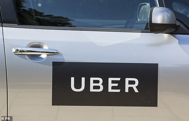 Uber, which first operated in London in 2012, has admitted 'mistakes were made' in the identity fraud scandal that allowed 24 bogus drivers to take thousands of rides (file image)