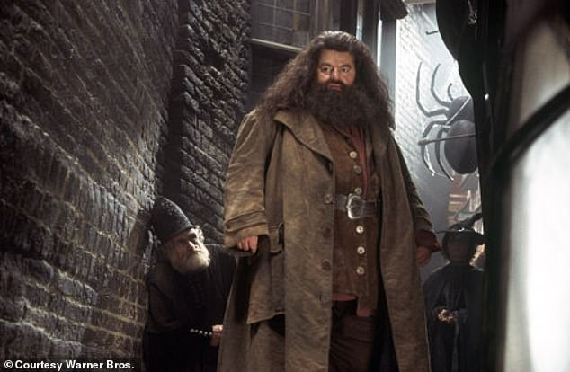 However, Mr Coltrane, 70, who played gamekeeper Hagrid in the Harry Potter films, has suggested people are too easily offended and said he does not find her views offensive