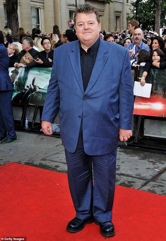 Robbie Coltrane has spoken out in defence of JK Rowling after she was accused of being transphobic