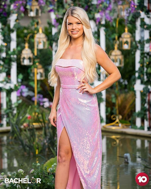 It comes after troubled Australian tennis star Bernard and The Bachelor contestant had a very public row inside strip club last weekend. Pictured:Kaitlyn Hoppe