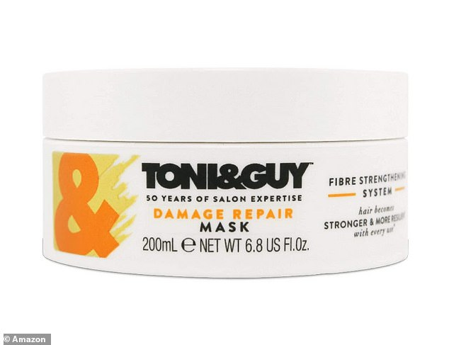 You can now get silk, shiny tresses for less thanks to theToni & Guy Damage and Repair Hair Treatment Mask which is now on sale for £4.66
