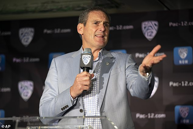 Pac-12commissioner Larry Scott could be close to reversing his decision to postpone football