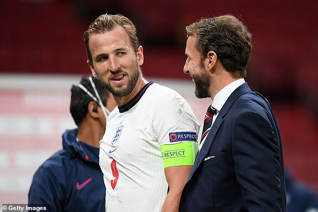 The England boss is ramping up plans for the 2021 Euros and upcoming Nations League games