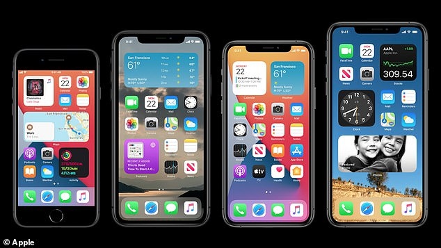 After months of anticipation, Apple is set to release its new iOS 14 Wednesday, September 16