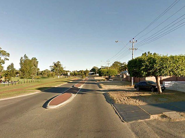 Social media users defended Balga (Balga pictured above) and criticised residents from 'so-called affluent suburbs' for being 'rotten' and 'antagonistic'