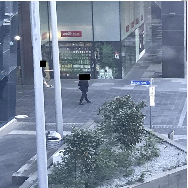 Last week the inquiry was shown shocking photos of quarantine guests walking freely to a convenience store from a Melbourne facility