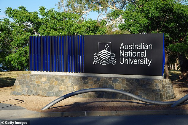 ANU's (pictured, stock image) announcement comes 256 staff at the University of NSW are reported to lose their jobs due to similar cost pressures