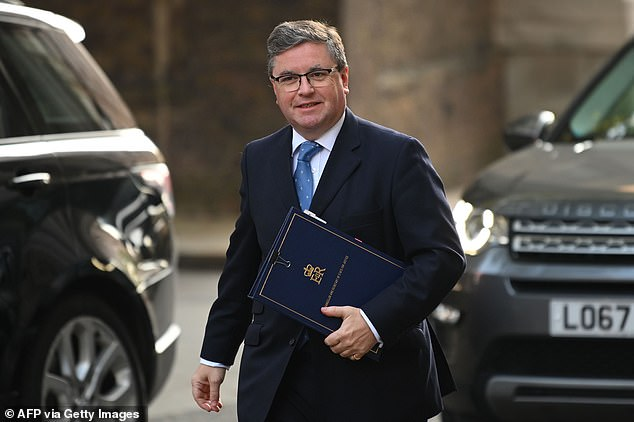Justice Secretary Robert Buckland today hinted the Government could compromise on its Brexit plans to win over Tory rebels