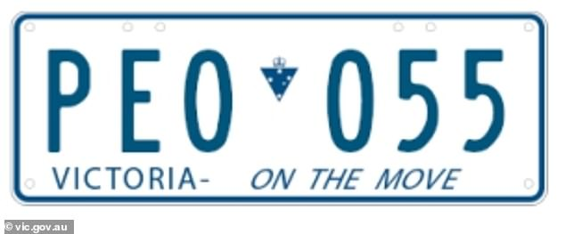The motorists confused the number 0 with the letter O when filling out their car registration for parking through the PayStay App in the city of Melbourne