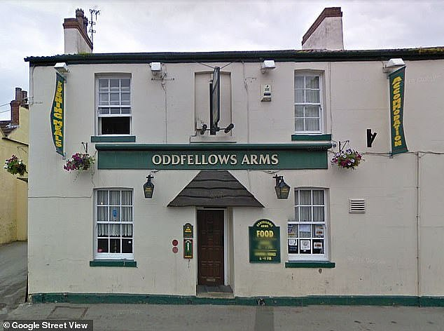 The Oddfellows Arms in Sherburn-in-Elmet announced it was banning customers in the 18-25 age bracket last week