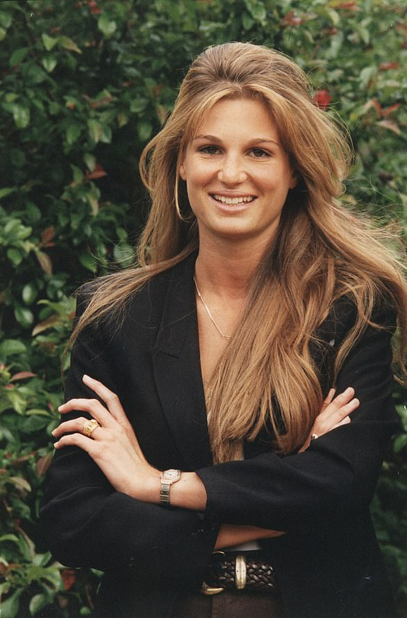 Jostling for position for Sloaney queen bee was Diana's close friend Jemima Goldsmith, daughter ofLady Annabel Vane-Tempest-Stewart and financier Sir James Goldsmith