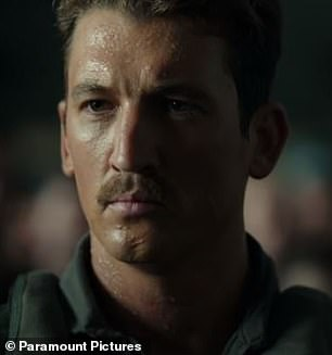 Miles Teller seen here in a still from the film's trailer