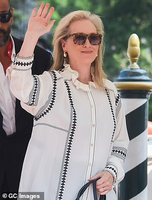Streep is the son of Meryl's brother Dana Streep and his wife Mary