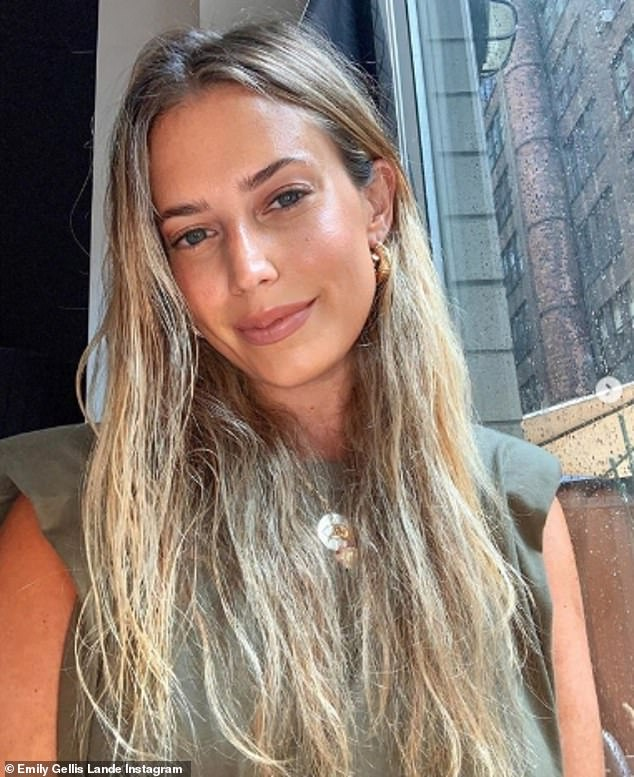 Bringing attention: Her comments come after influencer Emily Gellis began sharing mostly anonymous accounts of clients who have used Mellencamp's program and struggled with the highly restrictive diet, intense time with cardio and alleged aggressive nature of the brand's coaches