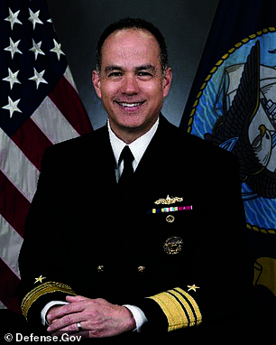 Vice Adm. John Hill, plans to share his personal concern with the women 'subjected to misconduct by the most senior civilian in the agency and offer them his and the Agency's full protection, support and assistance'