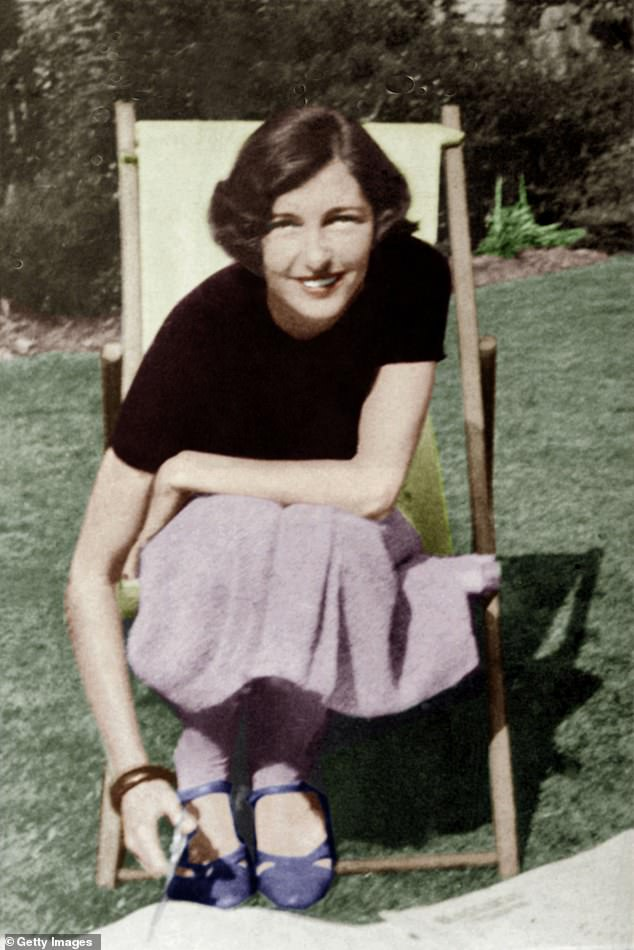 Krystyna Skarbek, aka Christine Granville, (pictured) was one of the most effective special agents to serve Britain during the Second World War