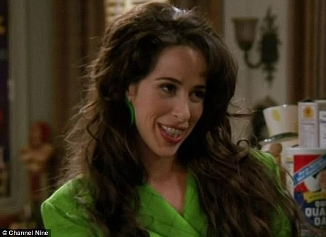 On-set secrets: Maggie explained it was her idea to give Janice a high-pitched, grating voice because she felt her character needed to match Matthew's comedic energy