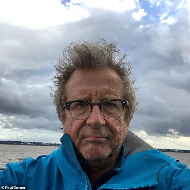 Professor Paul Garner, of Liverpool School of Tropical Medicine who is still battling fatigue six months on