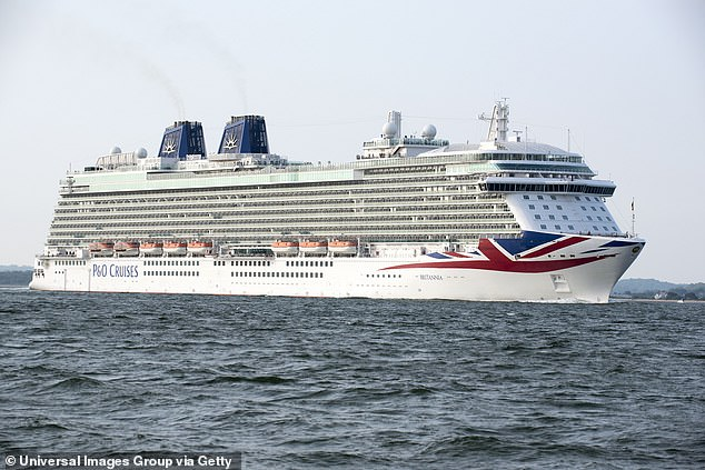 All P&O cruises have been cancelled until next year, the firm has announced, amid coronavirus pandemic